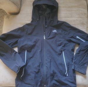 Womans North Face soft rain jacket